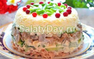 """Рецепт Салат """"Ирина"""": как приготовить, фото"""