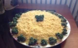 """Рецепт Салат """"Праздничный"""": как приготовить, фото"""