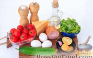 """Рецепт Закуска """"Грибочки"""": как приготовить, фото"""